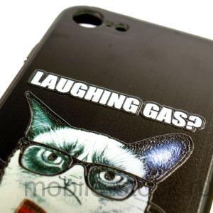 "Чехол ""Грустный кот"" для iPhone 7   iPhone 8"