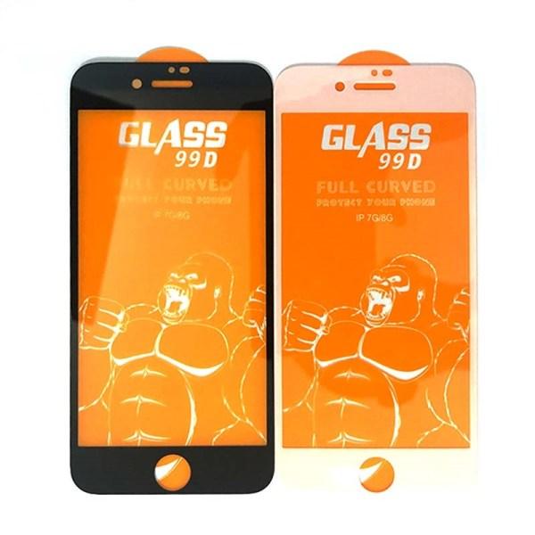 Защитное стекло 99D iPhone 7