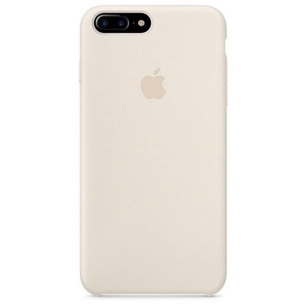 Silicon Case для iPhone 7 молочный