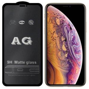 Матовое защитное стекло 5D Full Glue AG для iPhone XS Max | 11 Pro Max