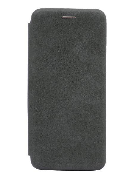 Чехол-книжка Fashion Case для Samsung Galaxy A50 | A50s | A30s темно-зеленый
