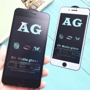 Матовое защитное стекло 5D Full Glue AG для iPhone 7 Plus | 8 Plus
