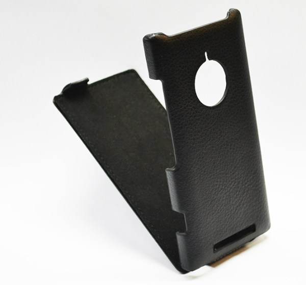 Флип-кейс ARMOR для Nokia Lumia 830 черный