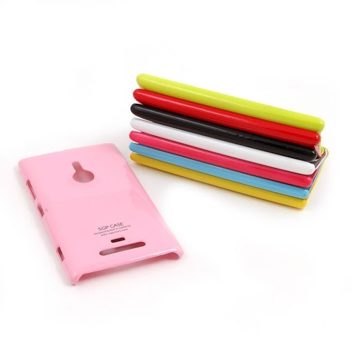 Пластиковая накладка SGP CASE для Nokia Lumia 925
