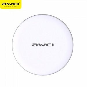 Беспроводное зарядное устройство Awei W6 белый