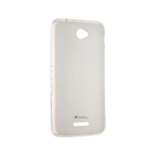 Чехол прозрачный матовый Melco для Sony Xperia E