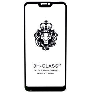 Защитное стекло 5D Full Glue для Xiaomi Redmi 6 Pro | Mi A2 Lite черное