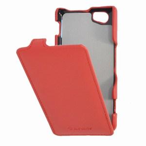 Флип-кейс Armor для Sony Xperia E1 (D2105) красный