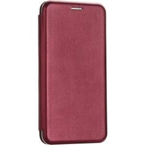 Fashion Case для Xiaomi Redmi Note 9 бордовый