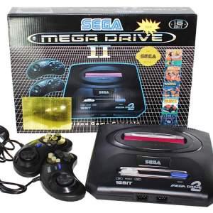 Приставка игровая SEGA Mega Drive II
