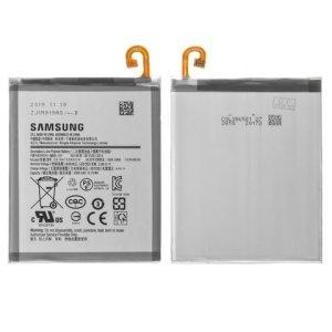 Аккумулятор Samsung A750F / A750 / Galaxy A7 2018 / A105F / A105 / Galaxy A10 / M105F / M105 / Galaxy M10 EB-BA750ABU 3300mAh Премиум