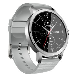 Смарт-часы HW21 42mm серебристый