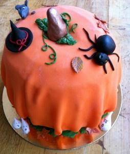 Torte-Halloween