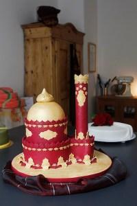 Torte-Moschee
