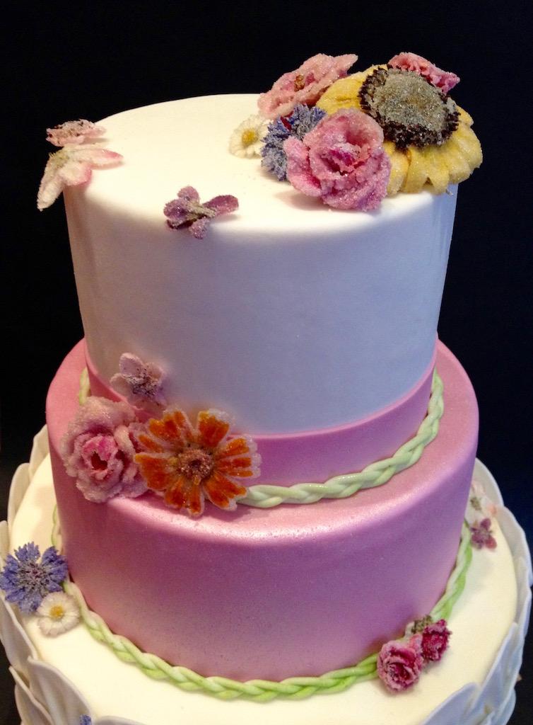 Mobile Tortenwerkstatt Exklusive Hochzeits Ausgefallene