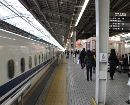 新幹線で使用できる無料Wi-Fiまとめ!