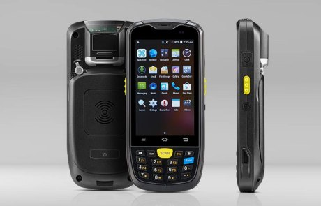C6000 Android Rugged Handheld Computer - viste