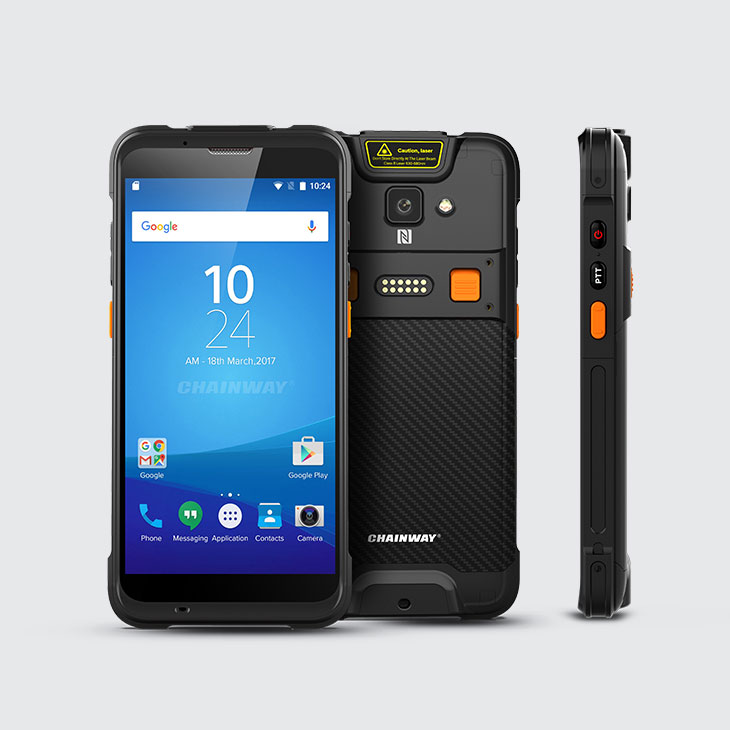 C66 - Android Rugged Mobile Computer by RFID-Global