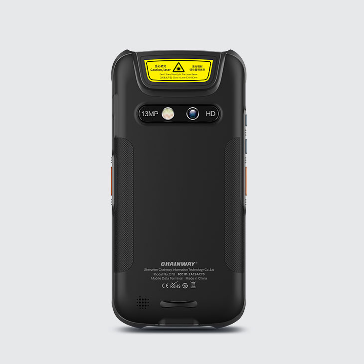 C70 - Android Rugged Mobile Phone - retro