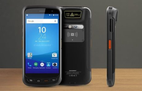 C71 - Android Industrial Mobile Compute NFC - viste