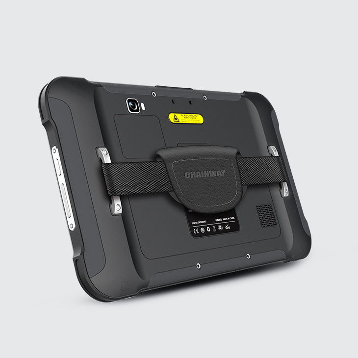 P80 - Android Rugged Tablet by RFID-Global - retro 2