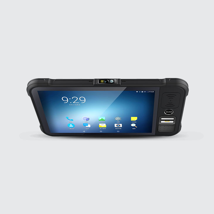 P80 - Android Rugged Tablet by RFID-Global