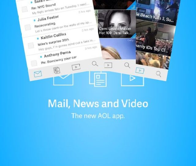 Video Aol Mail News Weather