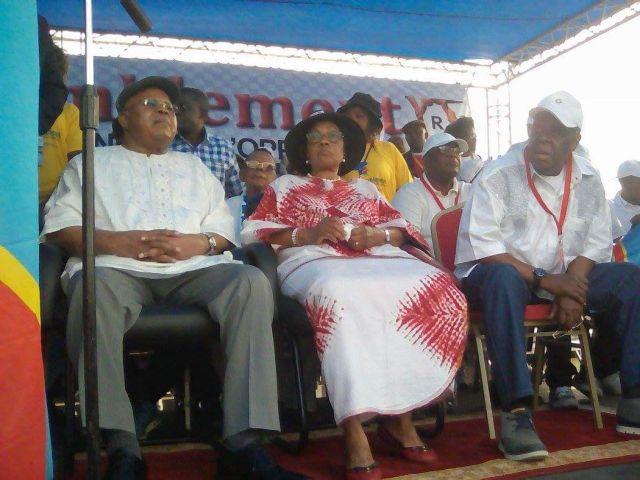 Ce qu'a dit Etienne Tshisekedi au meeting du Rassemblement