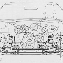 C4 Corvette Suspension Diagram Tempstar Wiring Early Front Angles Corvetteforum Chevrolet Factory Drawings For The 1984
