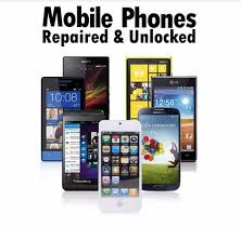 Phone unlock and repairs in St. Helens