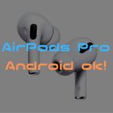 【朗報】AirPods ProはAndroidでも使える!