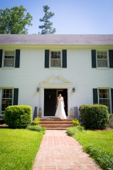Bride is leaving Monroeville, Alabama, home