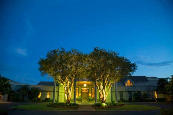 Evening at the Country Club of Mobile