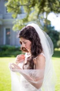 A summer bride