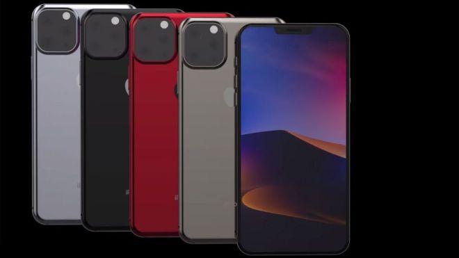 Apple's-iPhone-2020