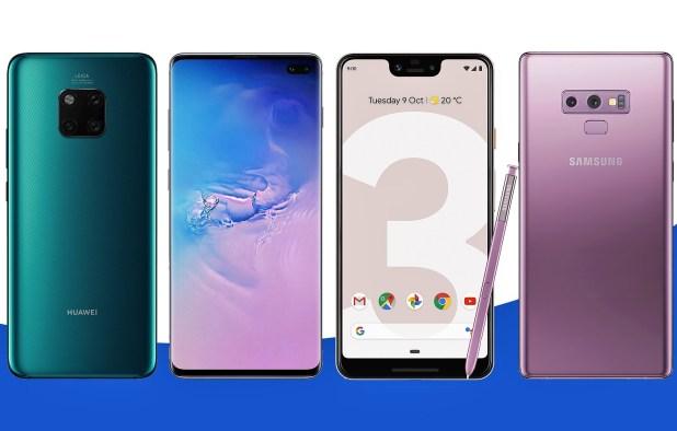 best-smartphones-of-2019