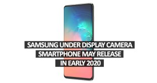 under-display camera-featured