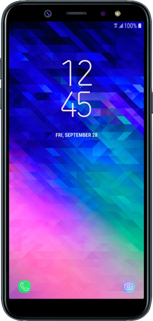 Samsung Galaxy A6, Black
