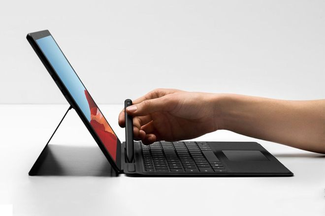 Microsoft Surface Pro X_design