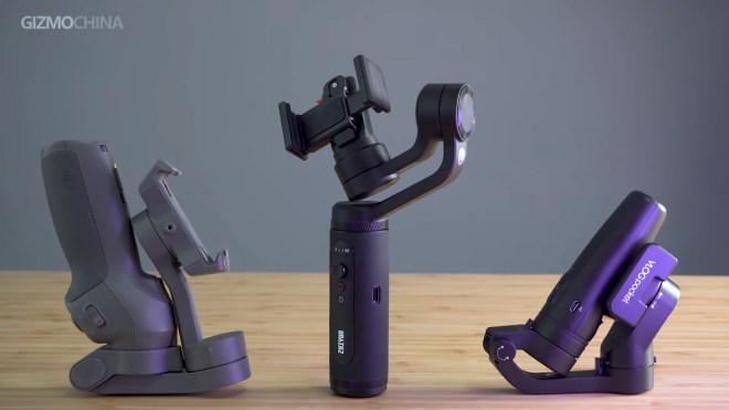 Smartphone Gimbal Comparison