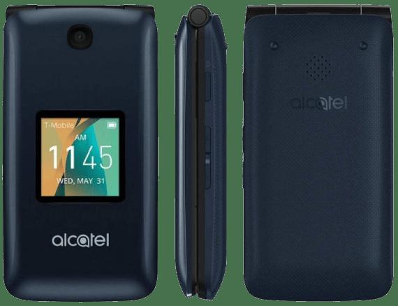 Alcatel flip phones