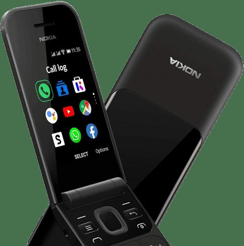 Nokia flip phones