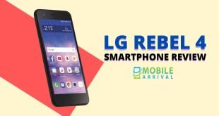 LG Rebel 4 Smartphone