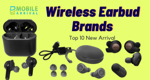 Wireless Earbuds Brand