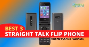 Straight Talk Flip Phone