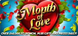 BINGOCAMS MONTH OF LOVE PROMOTION - FEB 2015