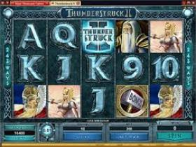 THUNDERSTRUCK II SLOTS AT ROXY PALACE