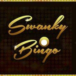 swanky bingo logo