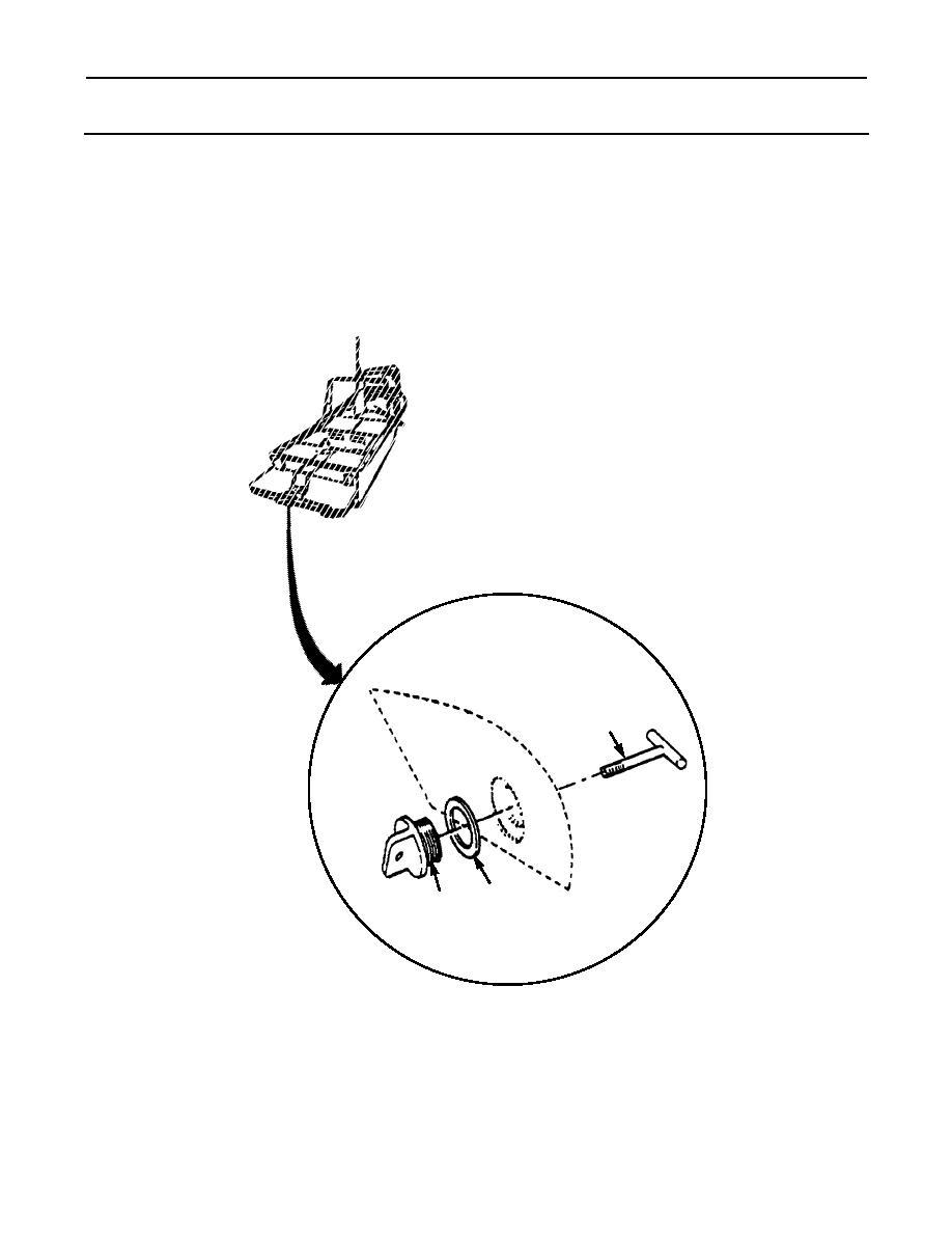 Figure 100. Bilge Drain Plug.