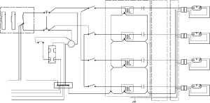 Figure 3 MCS Light Tower Wiring Diagram (Sheet 2)